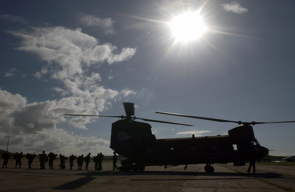 medium resolution of members of the 1st caribbean battalion board a ch 47 chinook helicopter during an airlift to
