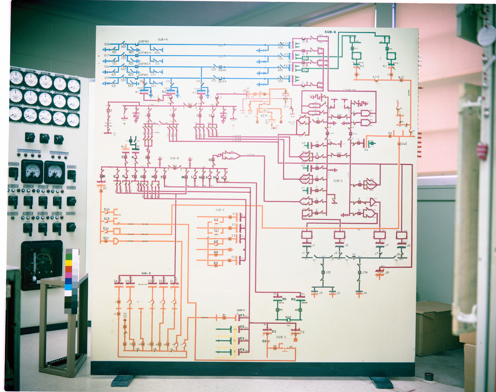 hight resolution of circuit diagram boards in electrical distribution office