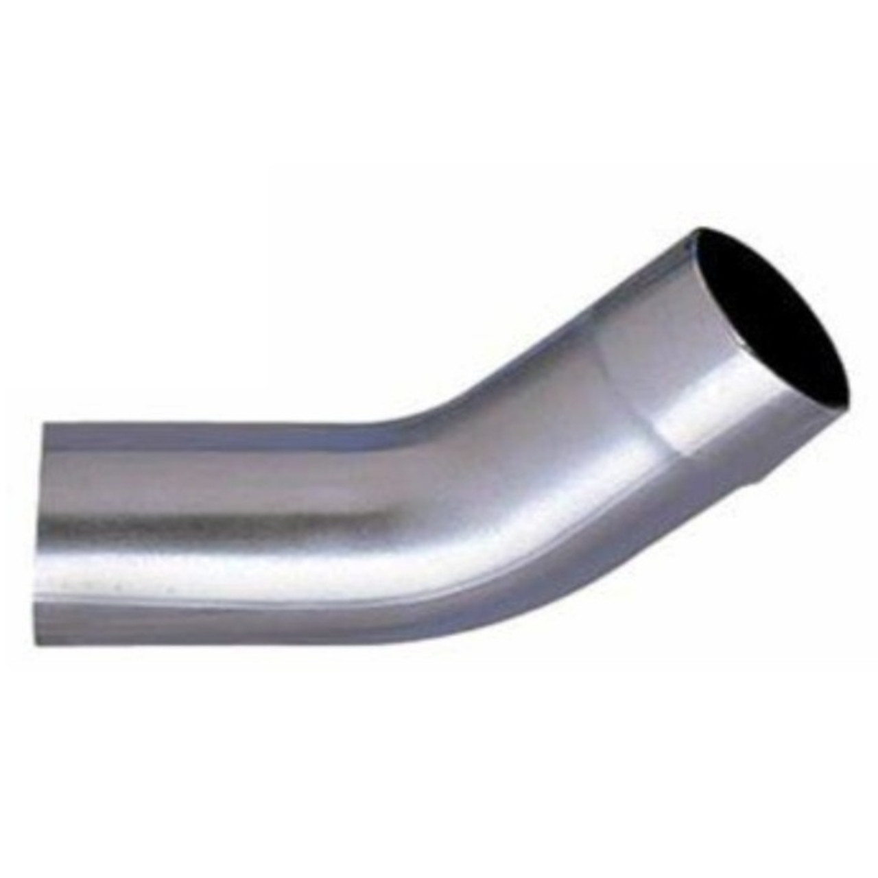 3 15 degree exhaust elbow 4 x 4 id od aluminized l315 0404a