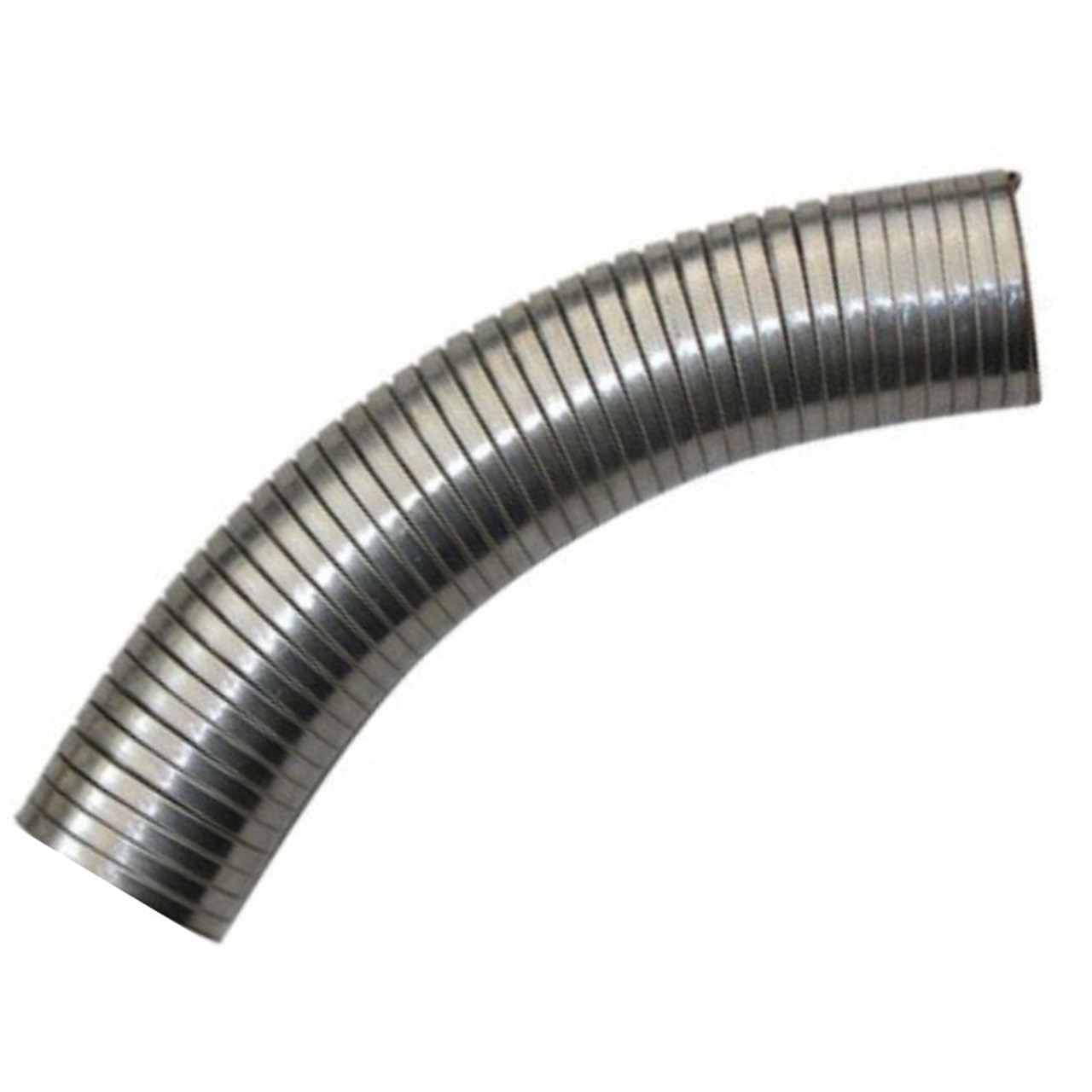 5 x 60 018 304 stainless steel flex exhaust hose sf 560