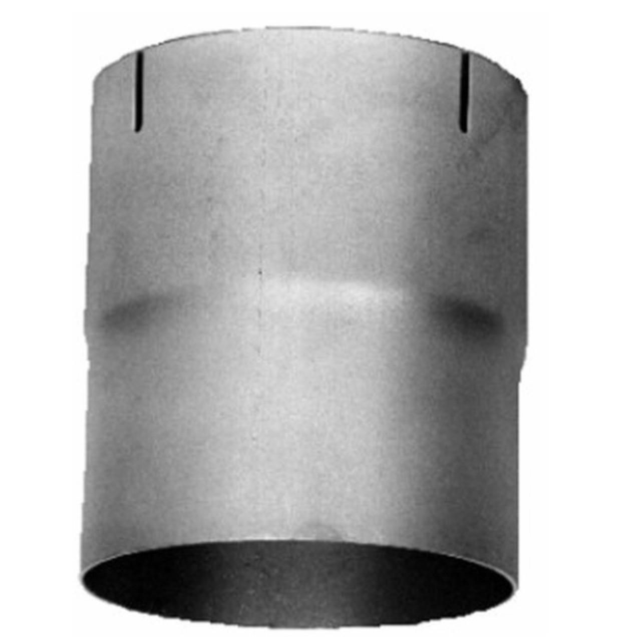 5 exhaust connector id od aluminized cn 56a