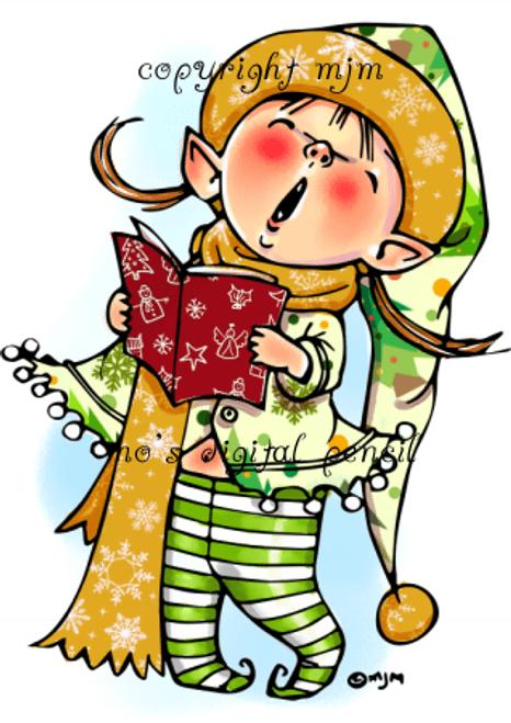 singing elf wynn