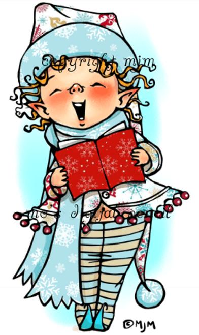 singing elf brynn