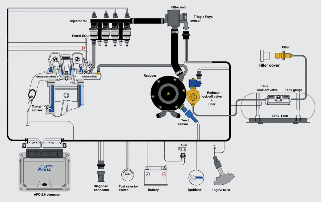 small resolution of autogas fuel system diagram wiring diagram featured lpg wiring diagram cars lpg wiring diagram
