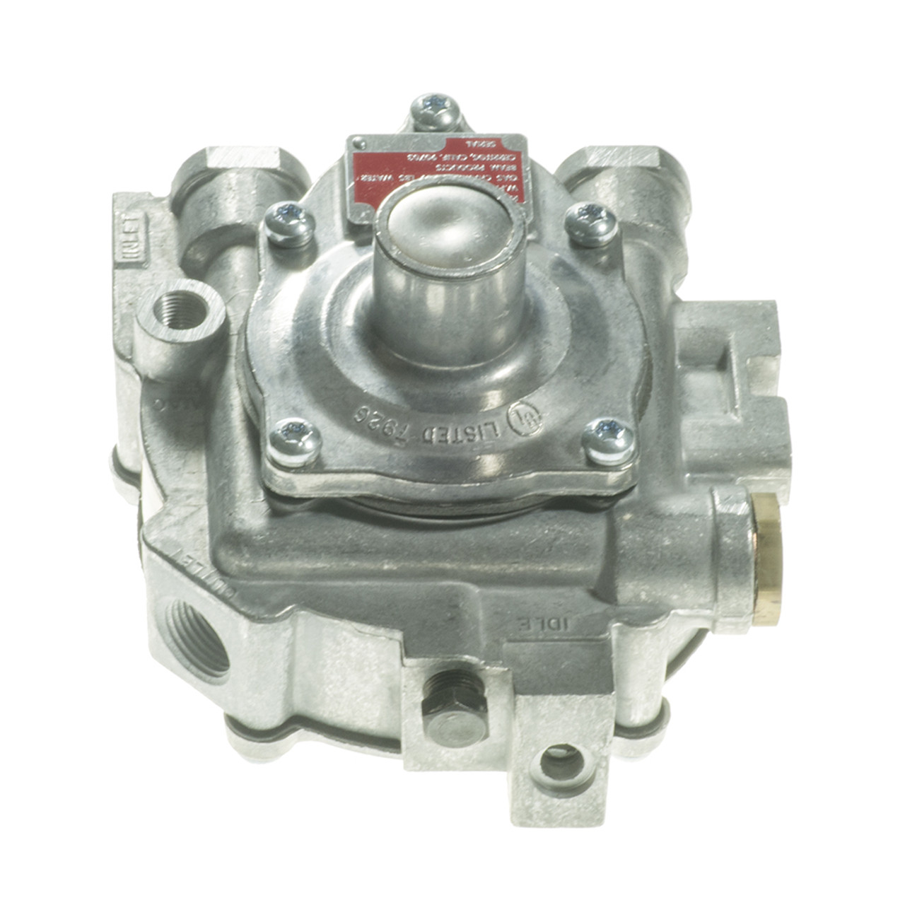 hight resolution of  impco beam t60a propane forklift gas reducer