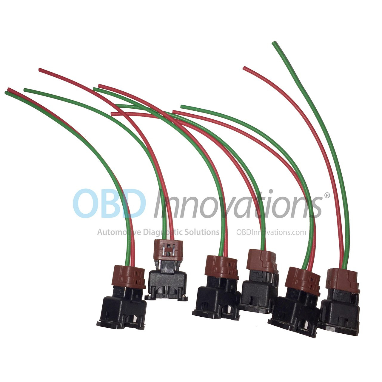 small resolution of fuel injector connector 300zx z32 90 94 tt obd innovations fuel injector connectors wiring harness fits nissan 300zx 1990
