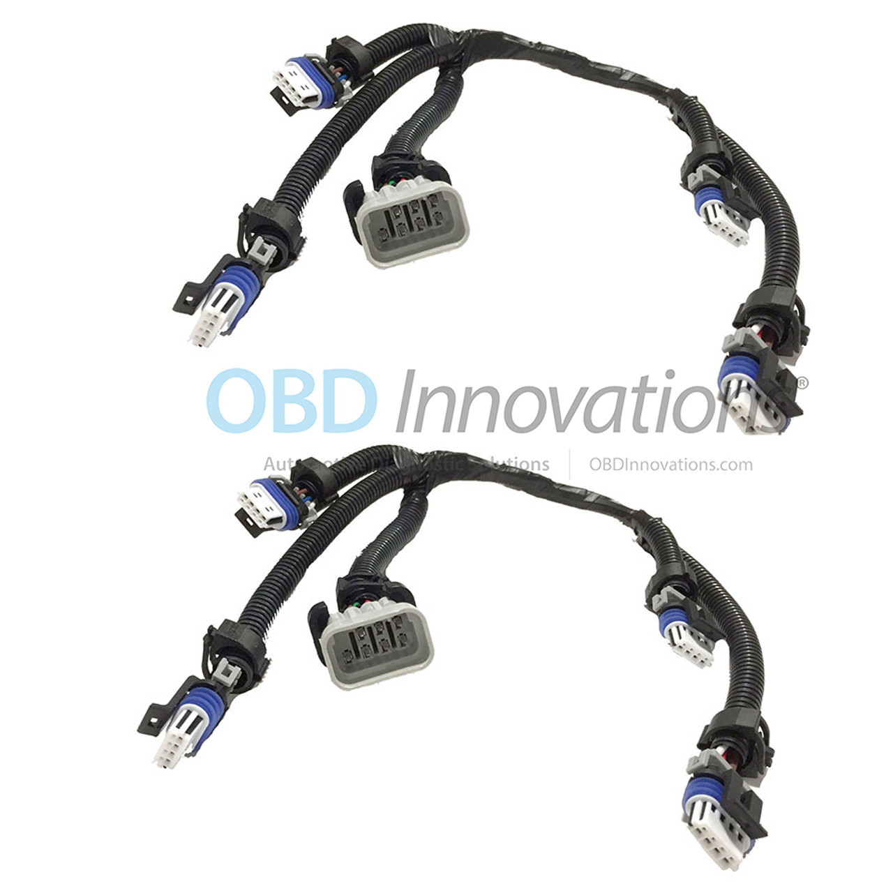 medium resolution of 2x pack ignition coil connector wiring harness for gm ls2 ls7 lq9 lsx