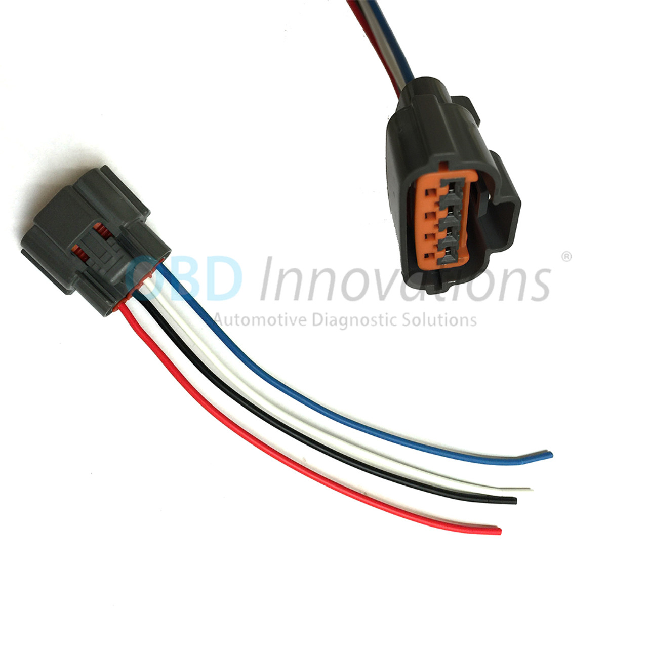 hight resolution of alternator harness connector pigtail for nissan infiniti mitsubishi hitachi chrysler