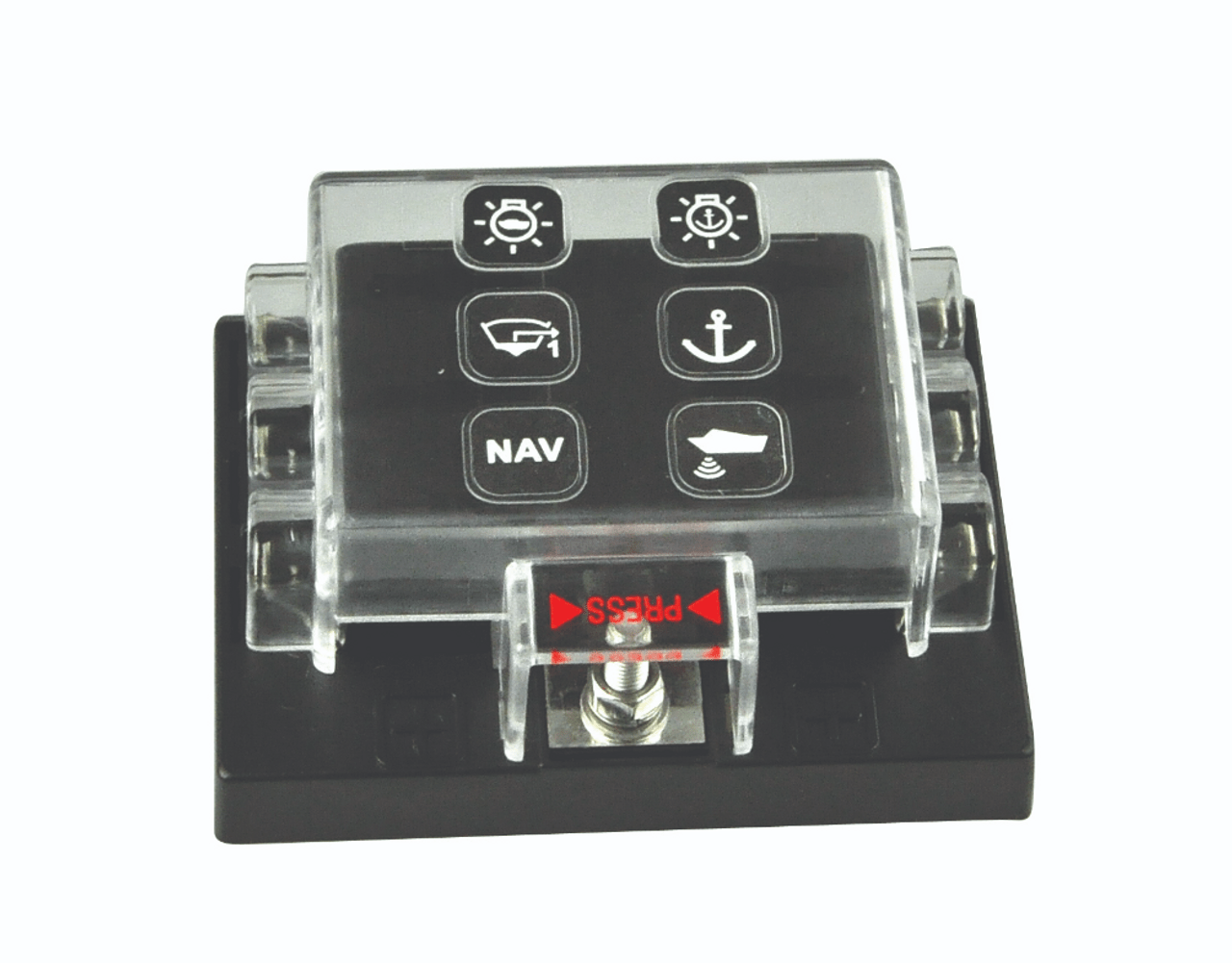 hight resolution of fuse box single push