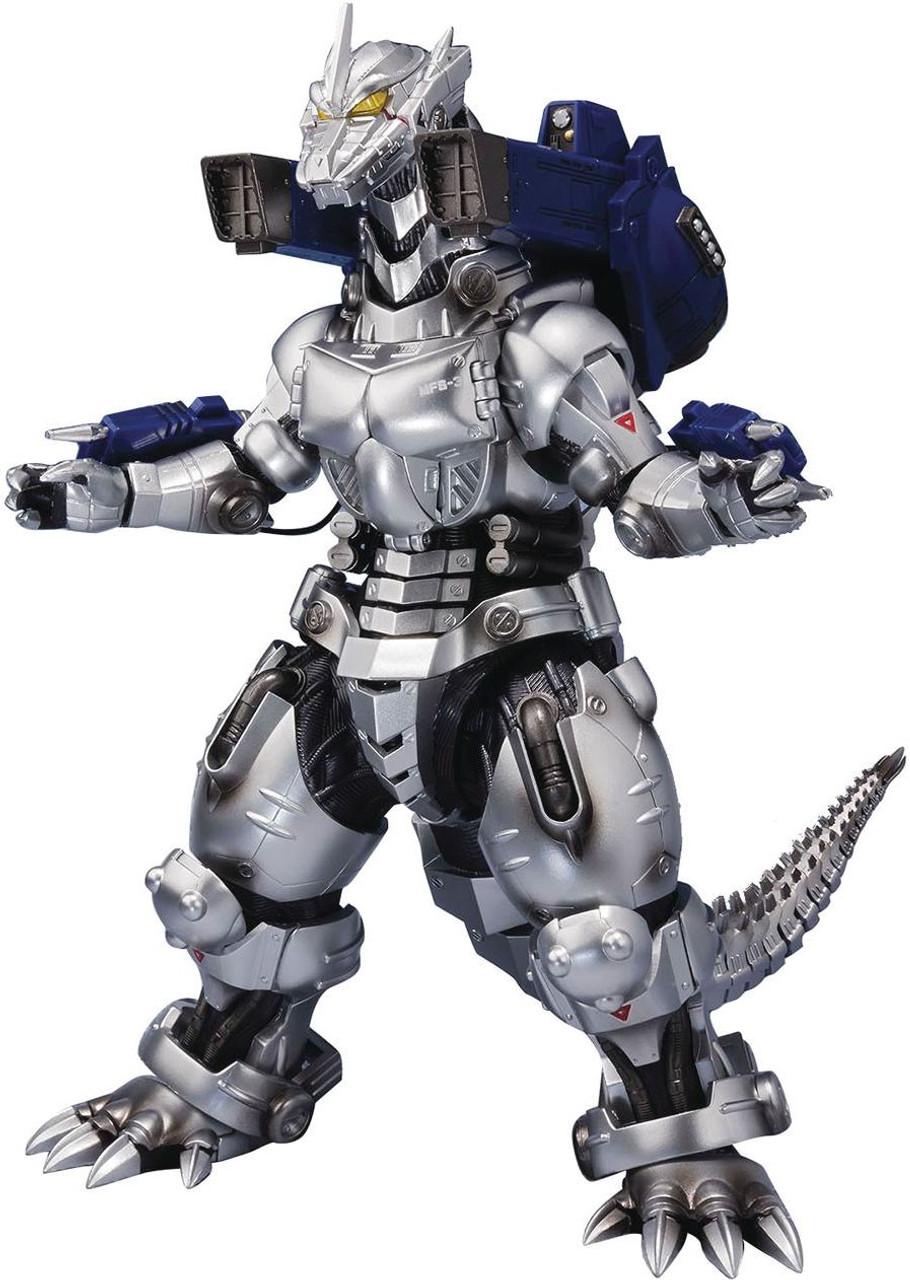 Godzilla 2003 . Monsterarts Mfs-3 Mechagodzilla Type-3