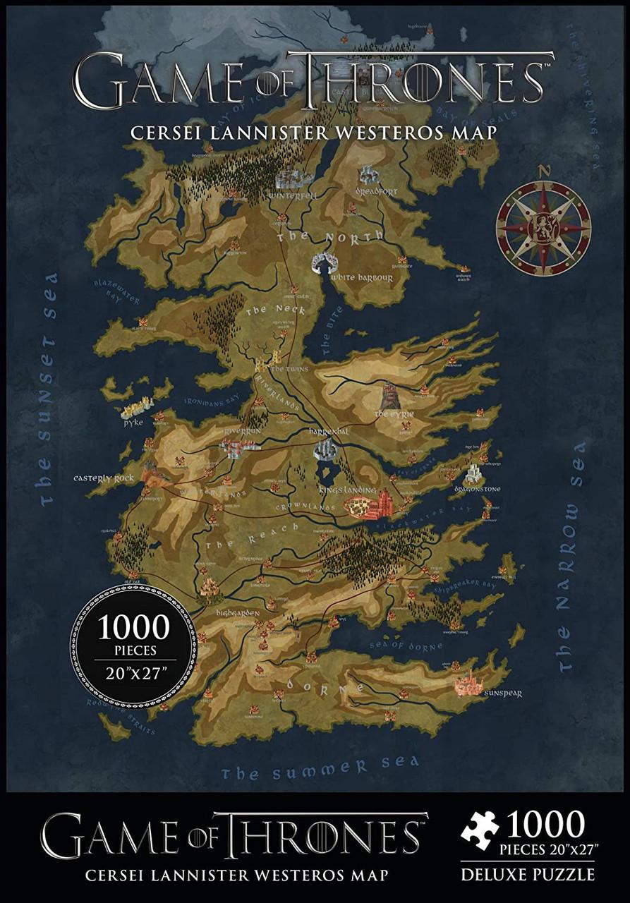Alpha 17 Navezgane Map : alpha, navezgane, Westeros, Thrones, Maping, Resources