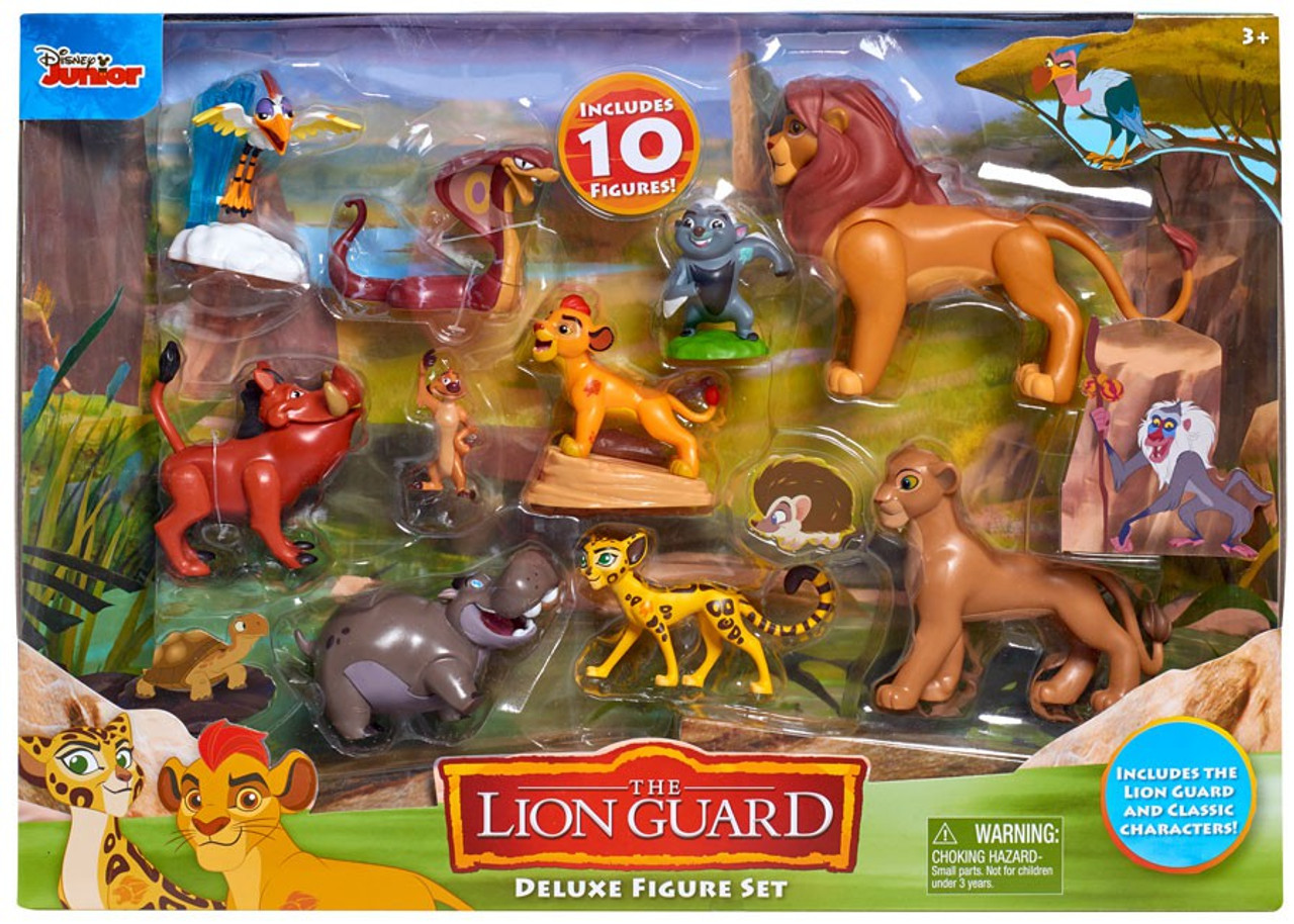 lion guard series 2 2 inch mini figure