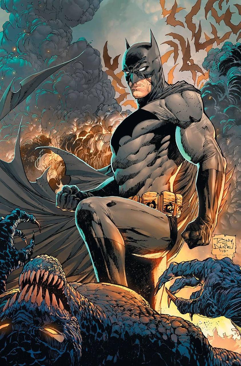 Dc Batman Comic Book 63 Daniel Variant Cover Comics - Toywiz