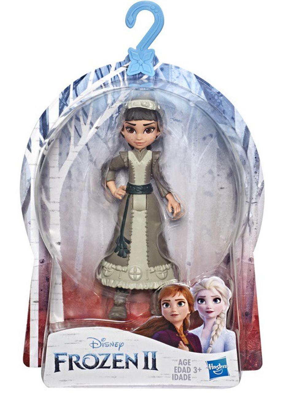Frozen Honeymaren : frozen, honeymaren, Disney, Frozen, Honeymaren, Wearing, White, Dress, Small, Hasbro, ToyWiz