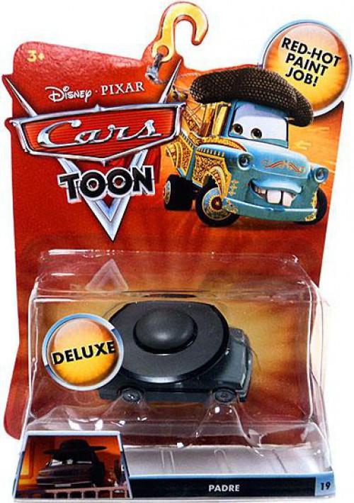 Disney Pixar Cars Cars Toon Deluxe Oversized Padre 155