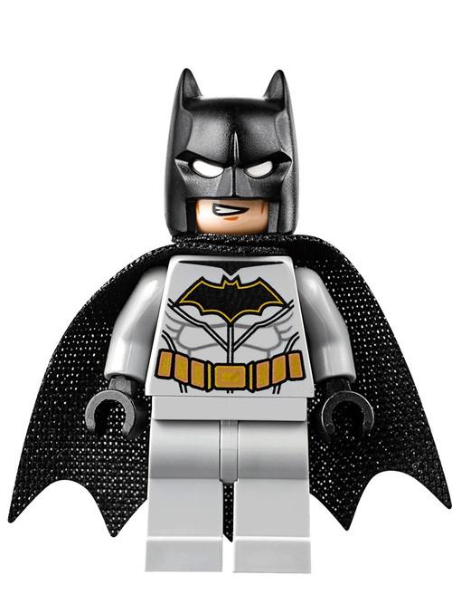 Lego Dc Super Heroes Batman Ii Batman Minifigure Loose