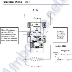 Robertshaw St Thermostat Wiring Diagram 1998 Ford Expedition Premium Radio Hot Water 22 60k Part St2207233 Surface Mount