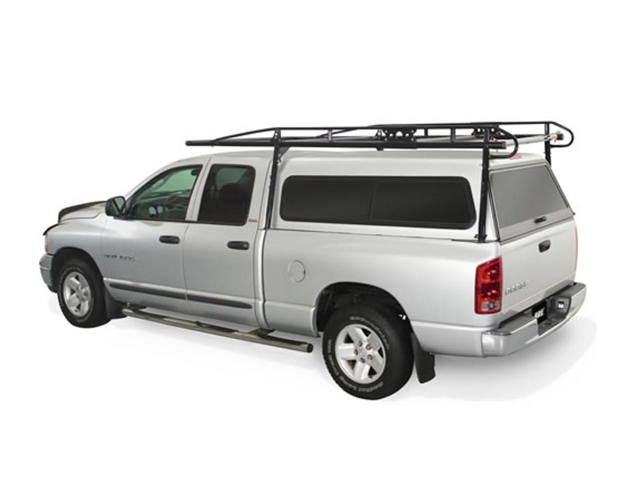 kargo master ladder rack for trucks with camper shells steel pro ii