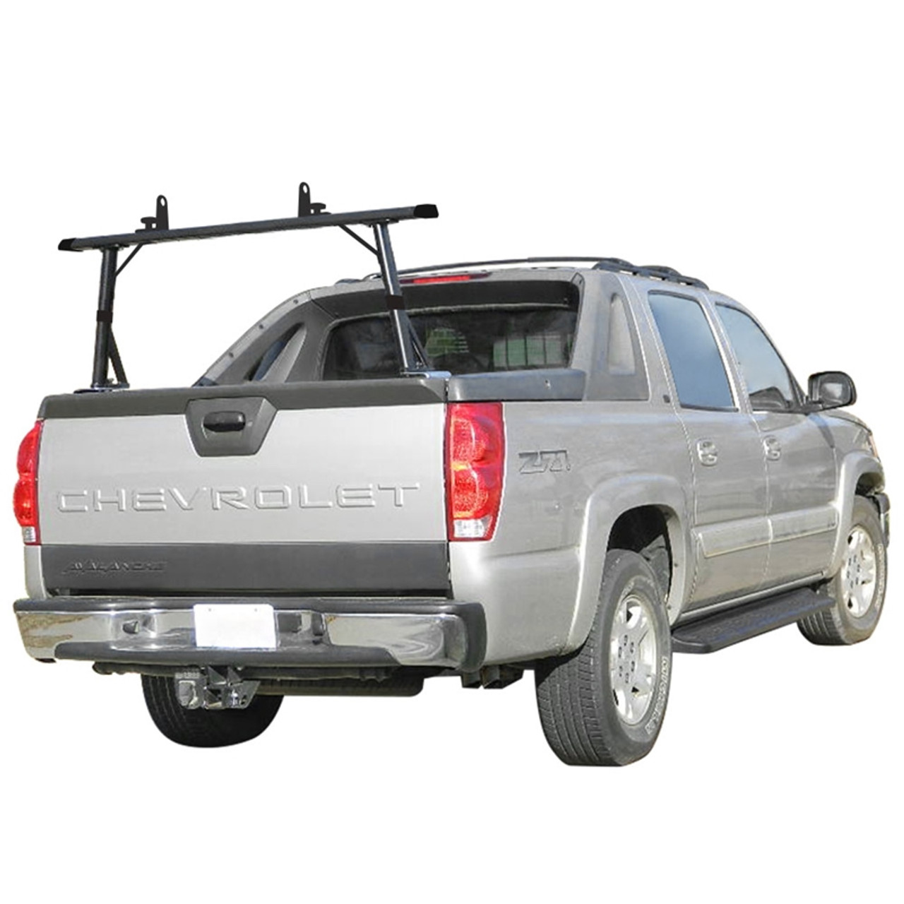 https leonardaccessories com product ladder racks vantech p3000 aluminum system for avalanche ridgeline rambox
