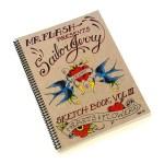 Sailor Jerry Pin Up Sketchbook Volume 4