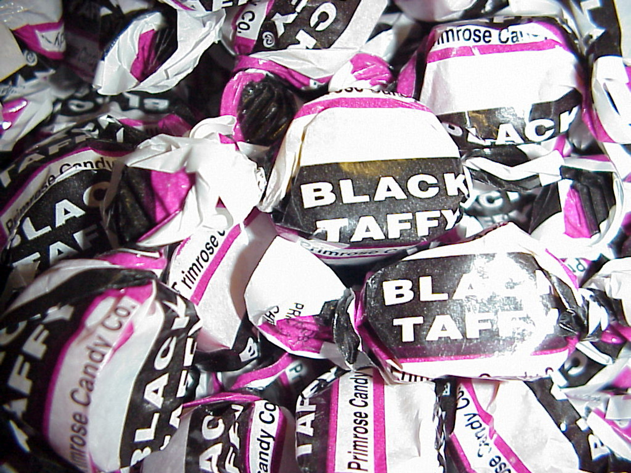 black jacks black taffy