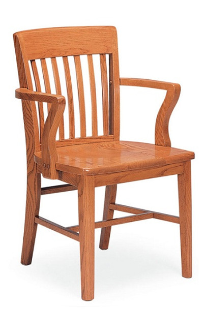 chair with arms qdos fishing community 301a americana all wood arm affordable chairs