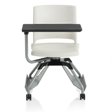 ki strive chair walking cane l2stp na car cantilever with worksurface l affordable stack learn2 and accessory rack