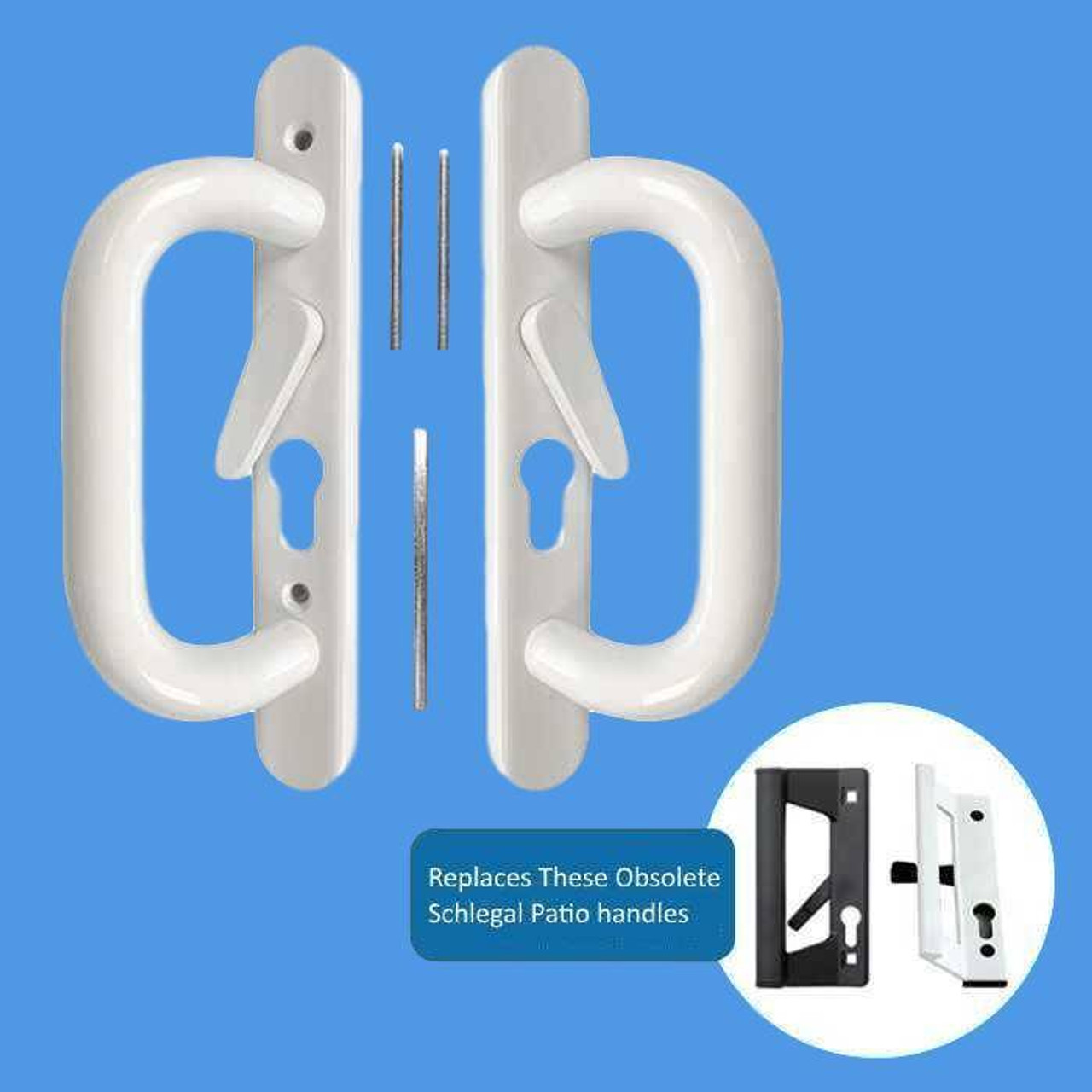 replacement handles for b and q sliding patio doors