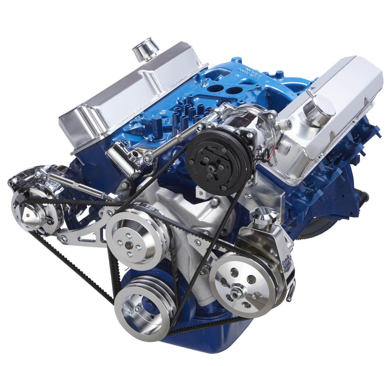 hight resolution of fe 390 engine diagrams on diagram data schemaford 390 fe engine v belt pulley system sanden