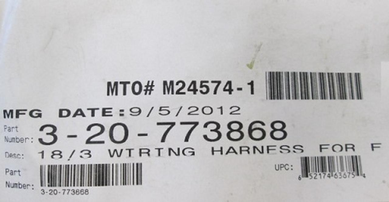 18 3 wire harness for harman p38 3 20 773868harman p38 wiring harness 3 20 [ 1280 x 666 Pixel ]