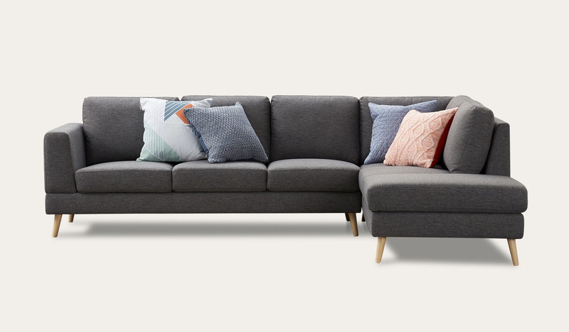sofa bed and chaise canada toronto asta 5 seater corner focus on furniture