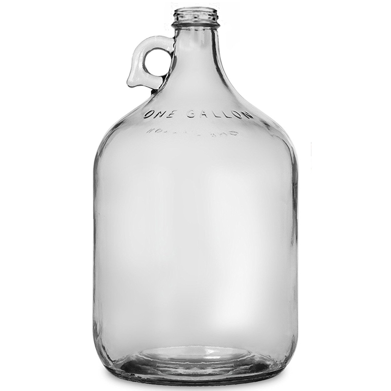 1 Gallon Glass Jug - Clear Home Brew Ohio