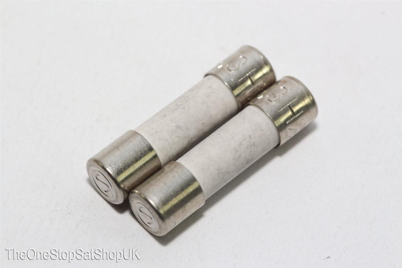 a amp 32 mm ceramic fuses