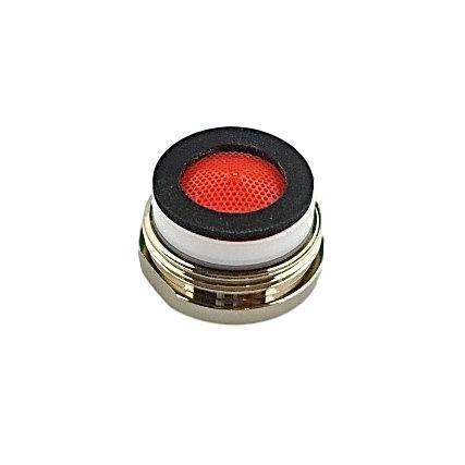 kohler 1000952 ba aerator 2 5 gpm 13 16 27 thread vibrant bright bronze