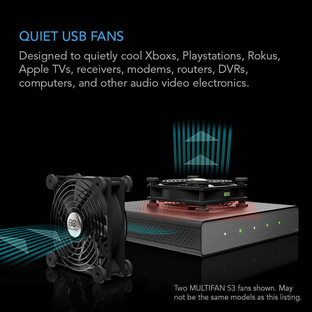 hight resolution of 120mm quiet usb fan