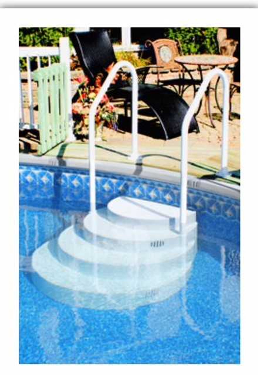 Step Two Pool : InnovaPlas, CLASSIC, MB00013, Supplies, Trusted, Since