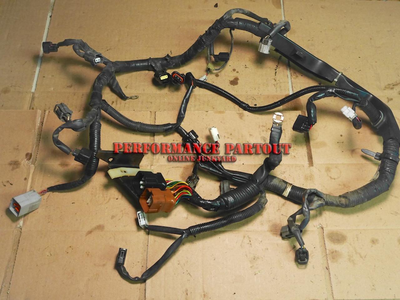 small resolution of subaru engine wiring harnes