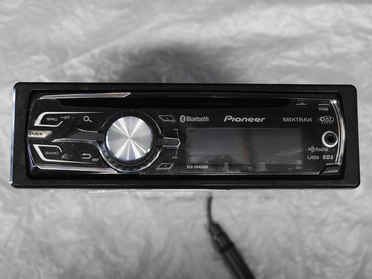 medium resolution of pioneer mixtrax car audio wire harness deh 8400bh wiring diagram used pioneer mixtrax car audio wire