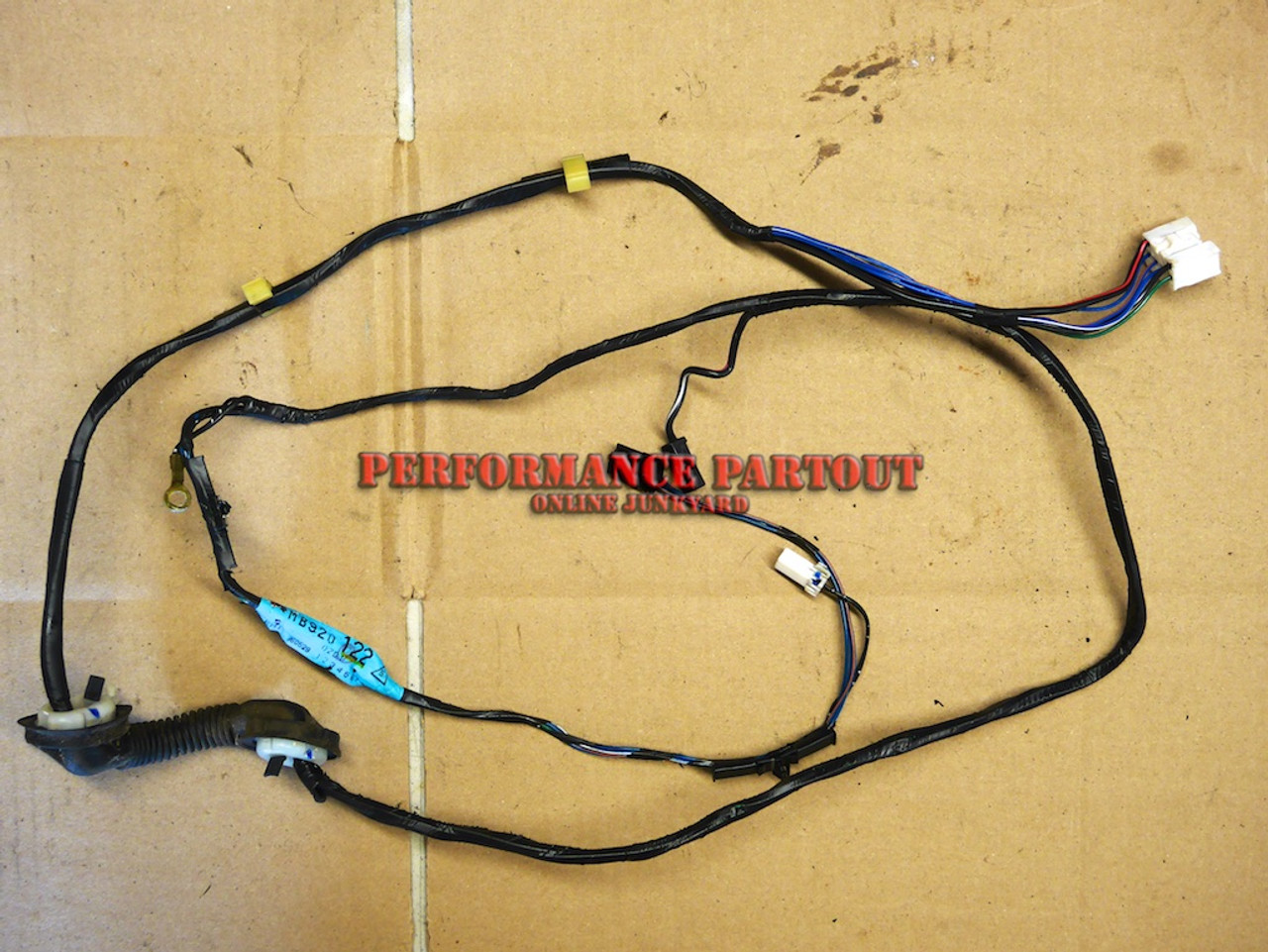 hight resolution of  oxygen hatch wiring harness 2g dsm performance partout on safety harness nakamichi harness