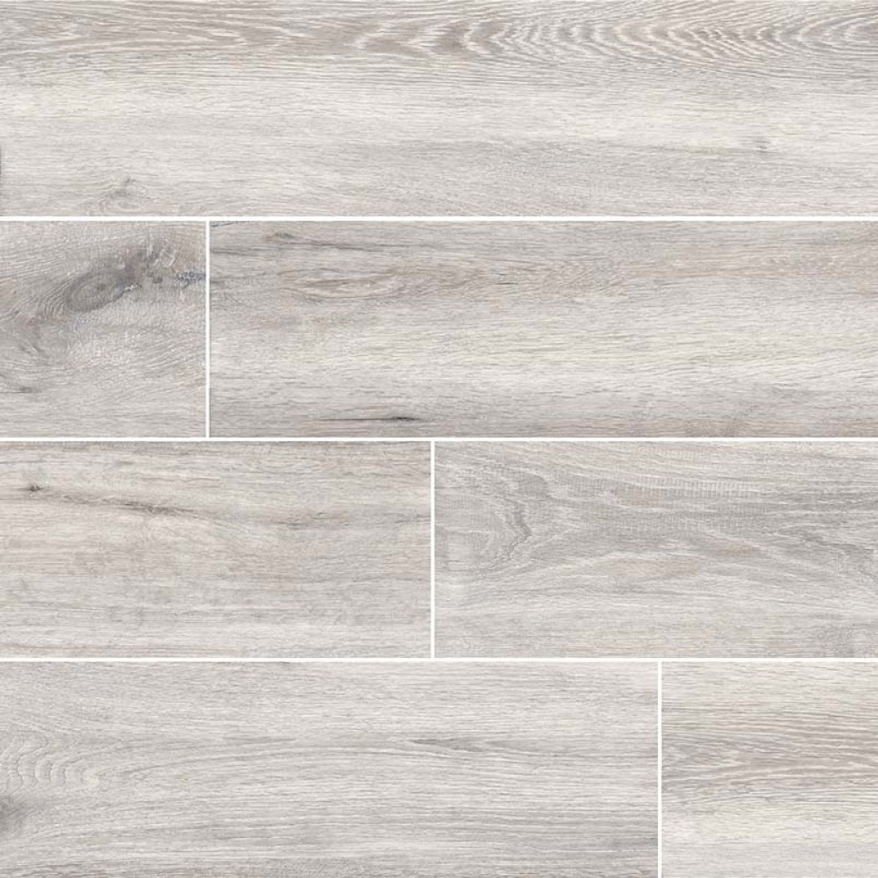 ms international antoni series platinum 6x36 matte wood look porcelain tile nantpla6x36