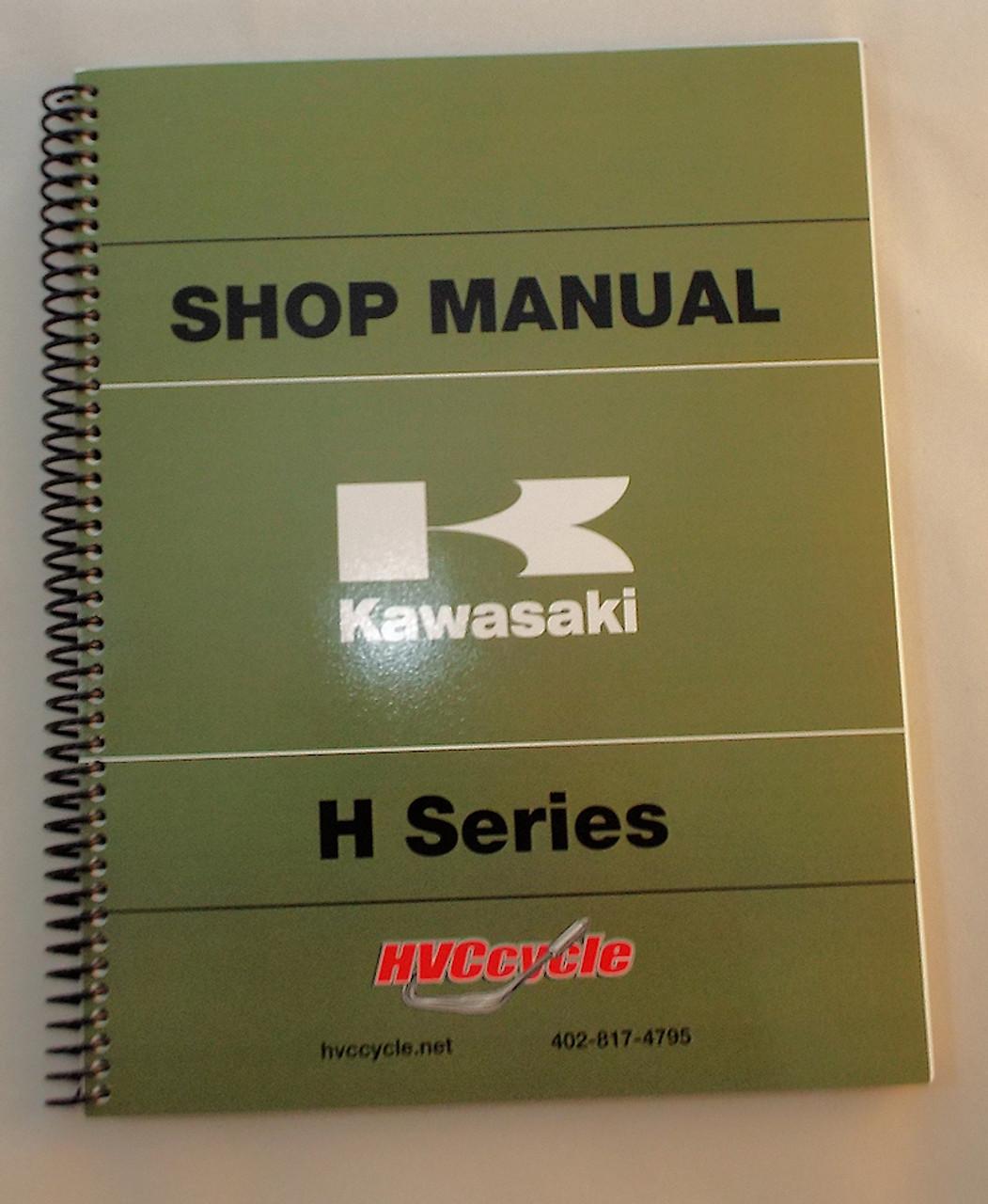 small resolution of kawasaki wiring diagram for 1969 1972 h1 triple