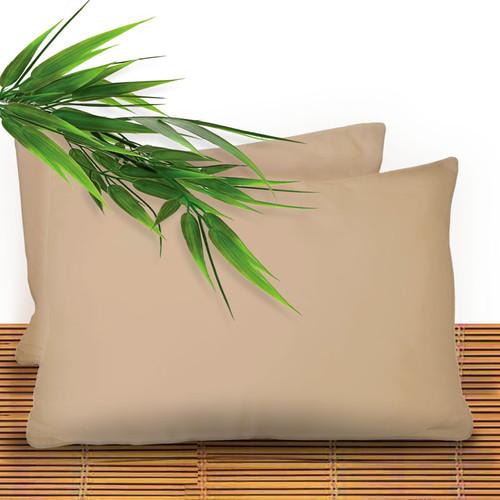 bamboo pillow sham sets