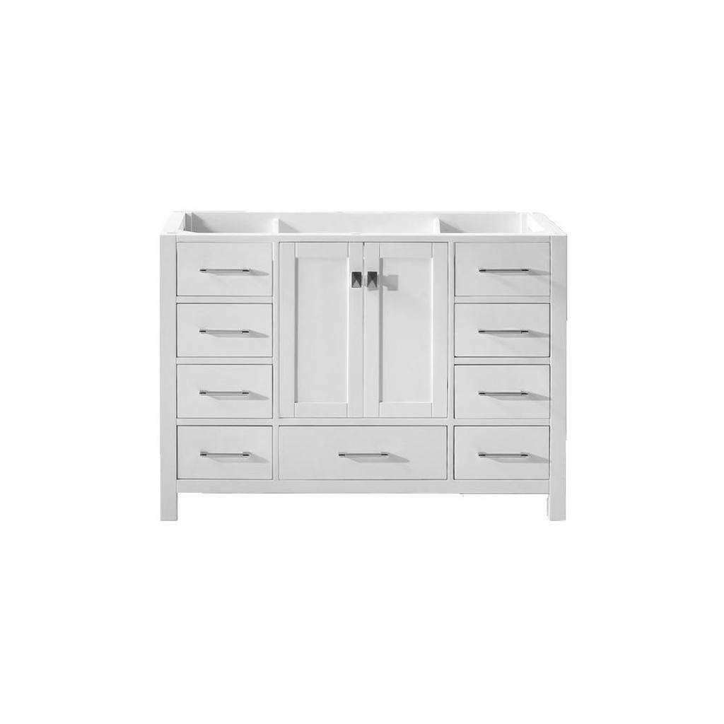 48 Bathroom Vanity Cabinet Virtu Usa Caroline Avenue 48