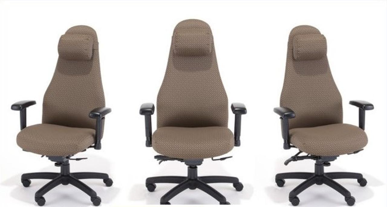 rfm computer chair ggf 4898 25a