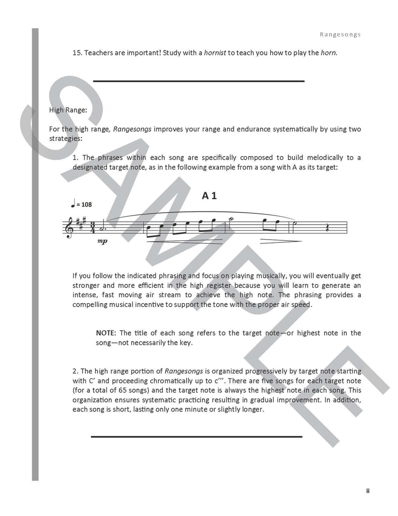 medium resolution of musical horn diagram