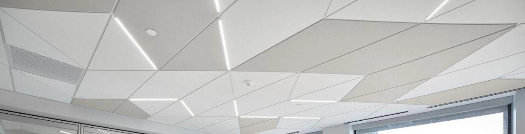 ceiling tiles burke interior systems ltd