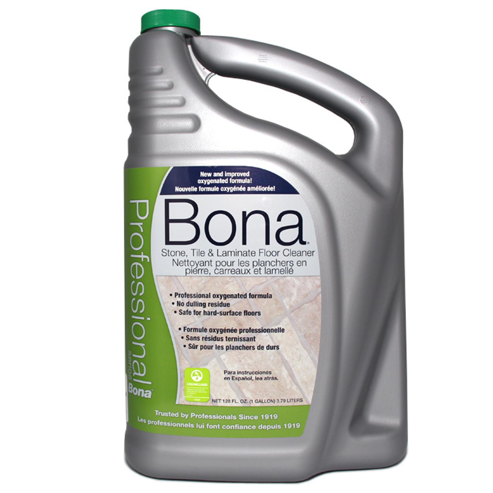 bona stone tile laminate cleaner refill 1gal