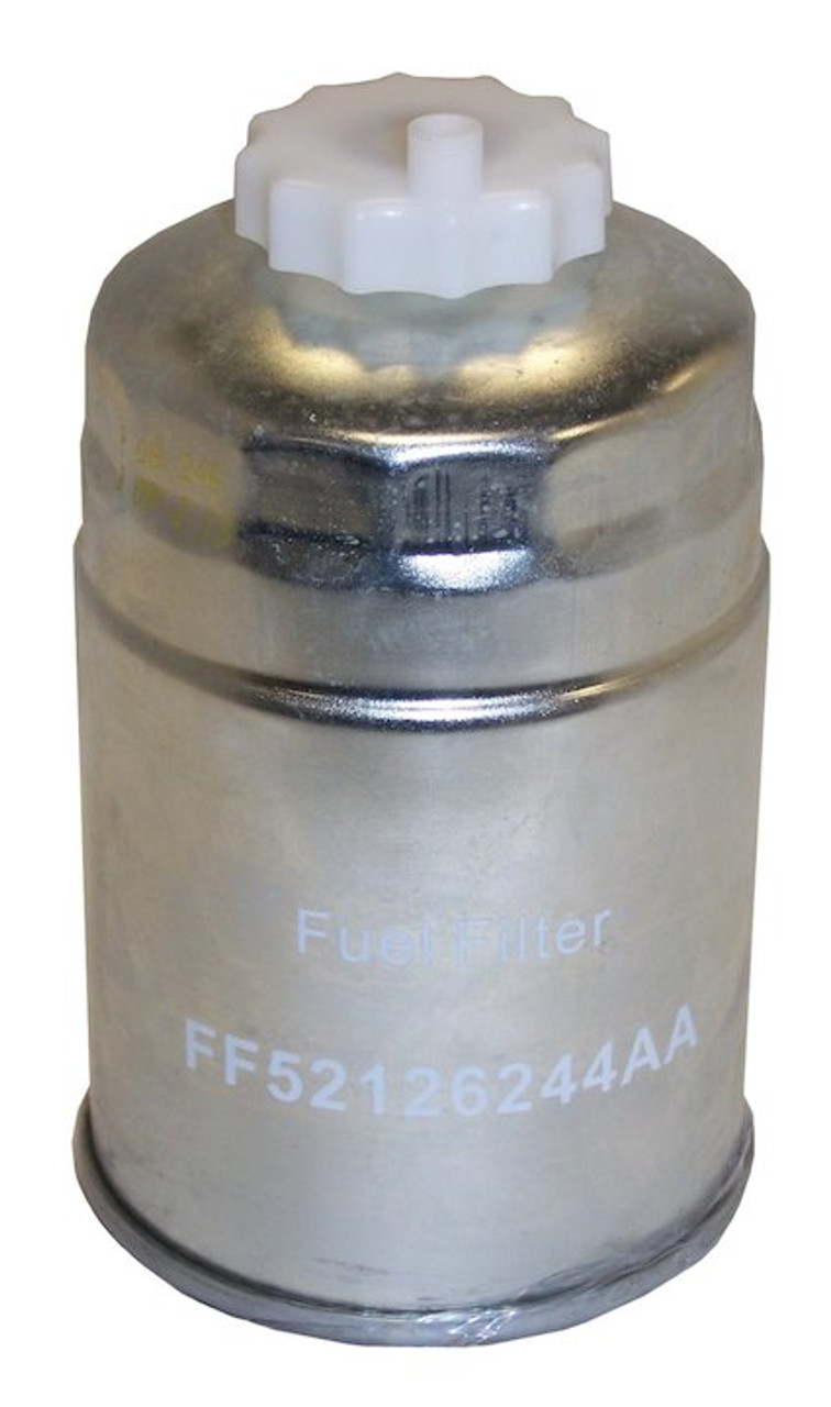 medium resolution of fuel filter 52126244aa