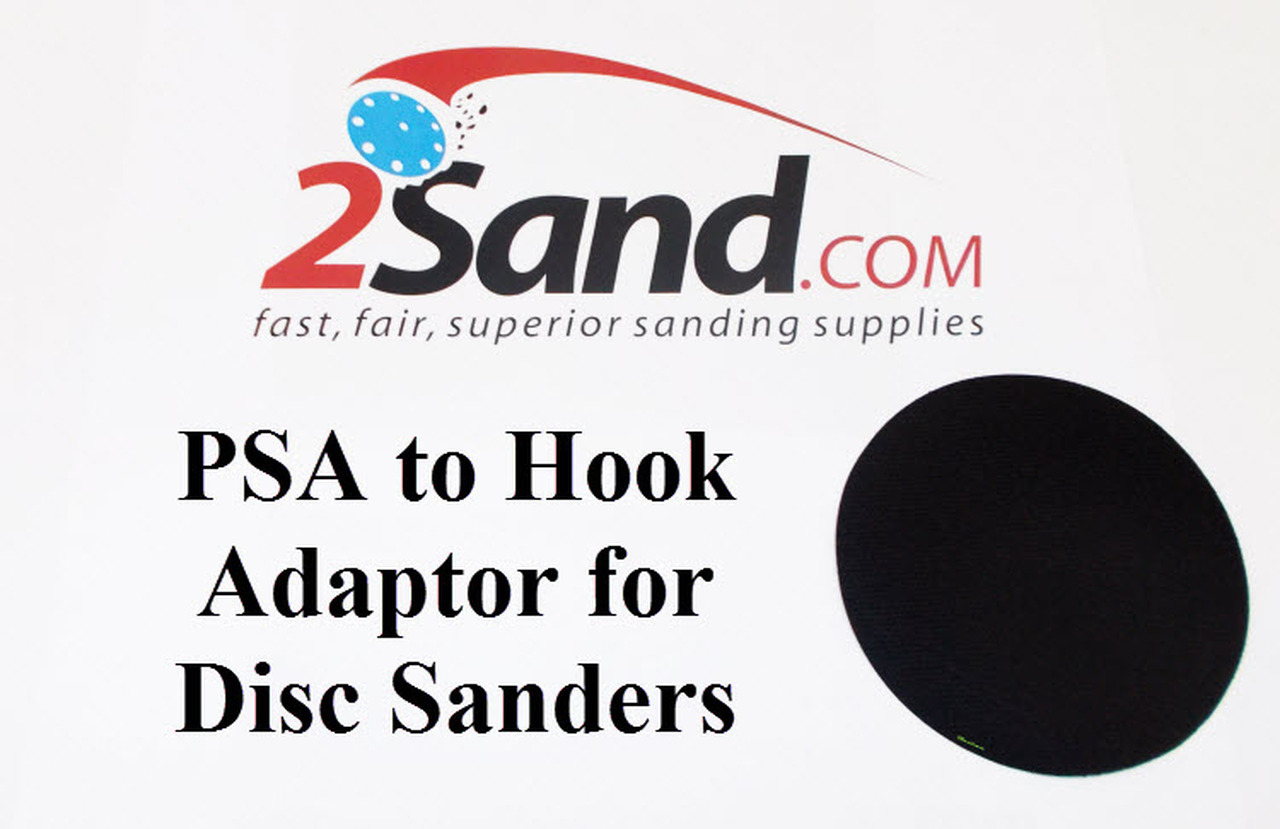 How To Attach Hook And Loop Sandpaper