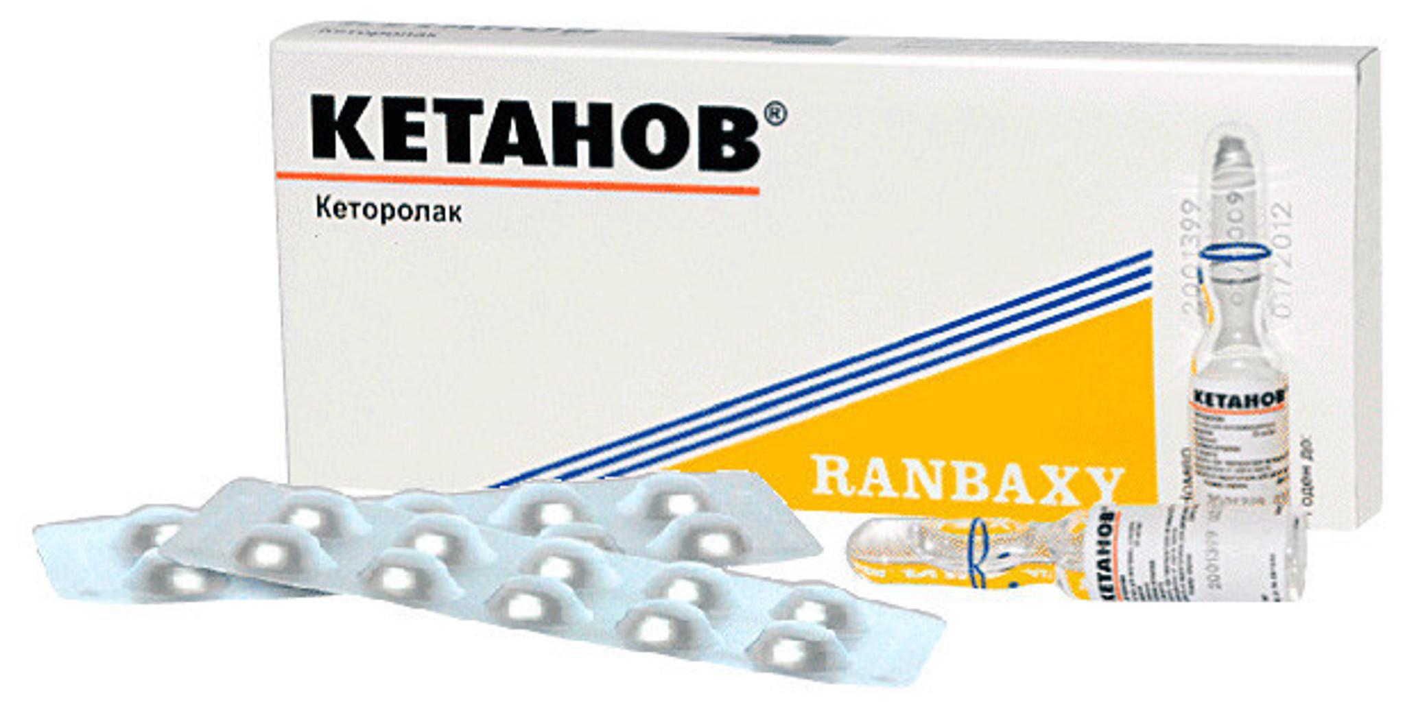 Buy KETANOV® (Ketorolac Toradol) 10mg/tab 20 tabs
